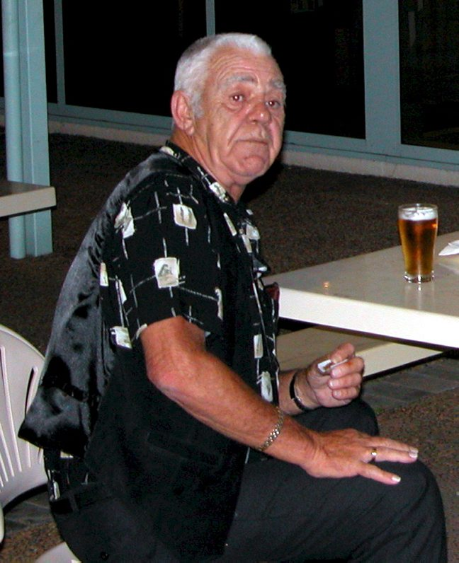 WALLY SALKELD RETURN TO CABRAMATTA POLICE REUNION 6 NOVEMBER 2004