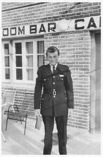 Constable Bob HANISCH - AFP - 1964