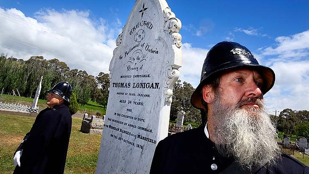 Thomas LONIGAN - VicPol - Murdered - Oct1878 - Grave 1