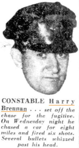 Harry BRENNAN 1 - Constable - 1954