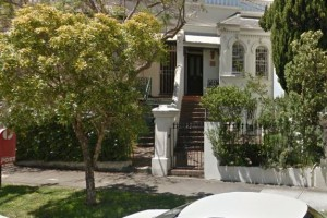 Home of John COADY - 26 Edgecliff Rd, Woollahra, NSW