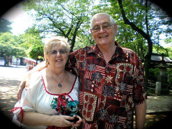Wendi Carvill & Leonard MELCHIOR - June 2010