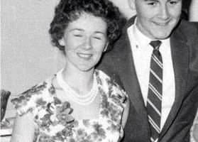 Laurel & Leonard MELCHIOR - 17 September 1960