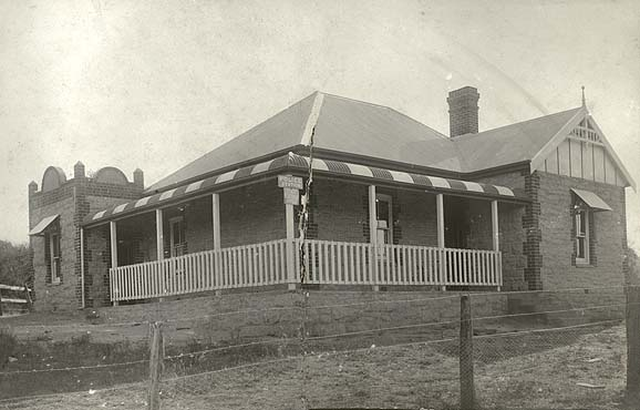 Rugby Police Station, NSW - No date