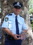 The proudest day of Paul's career. Top cop 2009. But to me you were top cop everyday!