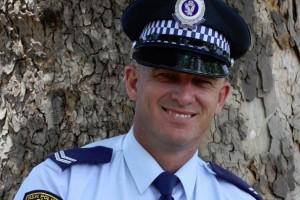 COMMENDED: Back in 2009, Cootamundra Local Area Command's then domestic violence officer Paul Wilcox received a prestigious award for the work he did in the local community. Today, he is suffering a rare form of cancer and friends are rallying to support him.