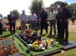 Paul's burial