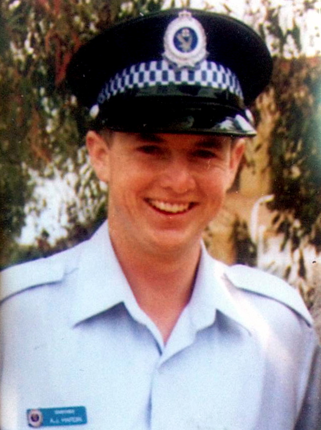 Constable Ashley John HARDIN, NSWPF