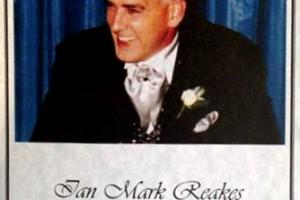 Ian Mark REAKES - Funeral pamphlet - 19 September 2014