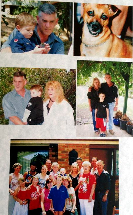 Ian Mark REAKES 6 - NSWPF - Died 13 Sept 2014