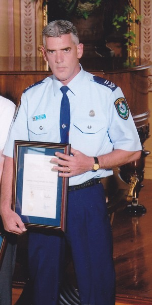 Leading Senior Constable Ian Mark Reakes