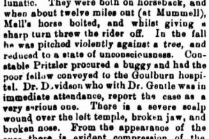 Southern Argus ( Goulburn ) Friday 9 December 1881 page 2 of 4