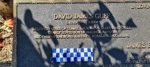 David James GUFF