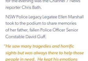 Ellen Marshall - daughter of David.