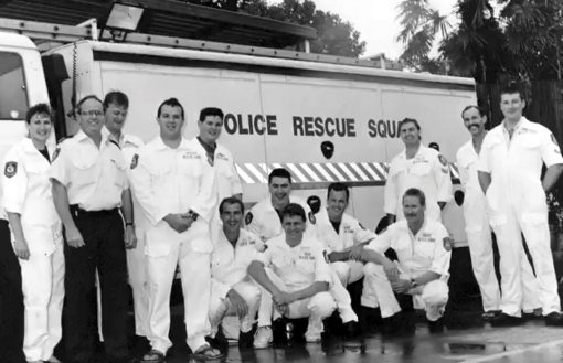 Pennant Hills Police Rescue Squad - around 2000