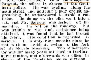 The Maitland Daily Mercury ( NSW ) Saturday 19 July 1913 page 4 of 12