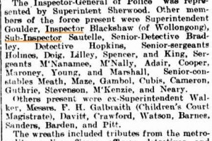 Goulburn Evening Penny Post ( NSW ) Thursday 11 September 1913 page 4 of 4