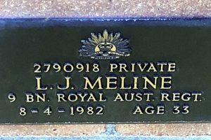 Lance Joseph MELINE