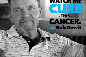 PART 1: The Operation *COMING SOON* Meet Rob Dewit. Father and loving husband, recently diagnosed with cancer. Follow Rob's journey on film, as he fights the cancer and shares his story openly and honestly. He courageously opens his heart to the world offering inspiration, insights, and informing others of the alternative choices available. Please share Rob's videos and message to anyone and you know and love who is or has been affected by cancer.