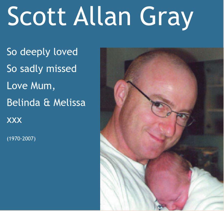 Scott Allan GRAY