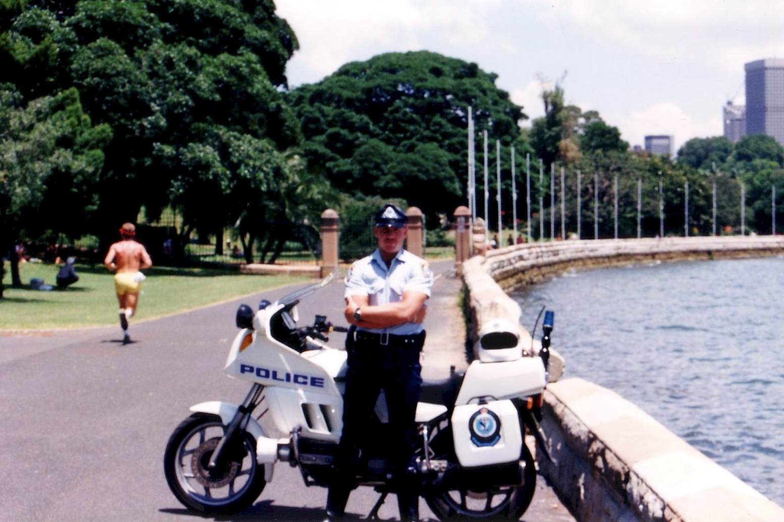 Gregory Peter REHN | Australian Police