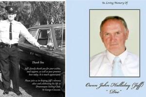 Owen John (Jeff) Halliday