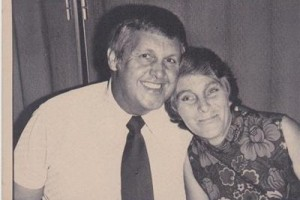 Robert Charles SHEPHERD and his much loved wife, Rose.