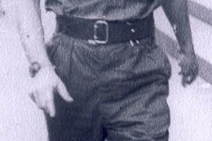 Warrant Officer Class 2, Oscar Henry POMROY - pre NSWPF