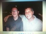 Peter Jamieson on right