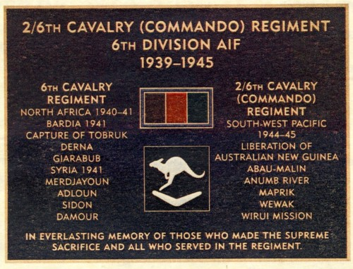 Ronald William John SCOTT The Australian War Memorial Canberra 06/03/2007