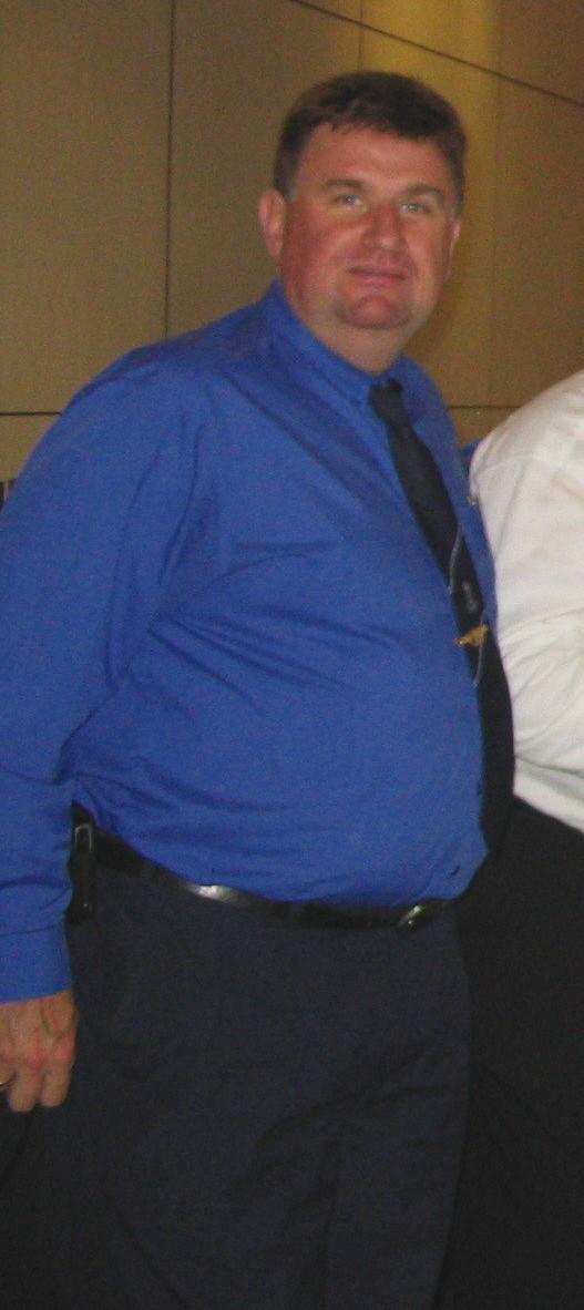Stephen Thomas CONROY 3 - NSWPF - Died 3 February 2015