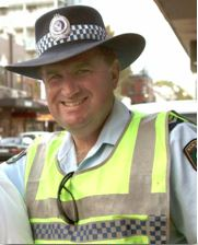 Stephen Thomas CONROY 5 - NSWPF - Died 3 February 2015