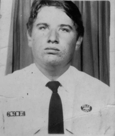 NSW Police Cadet Stephen CONROY - 1976