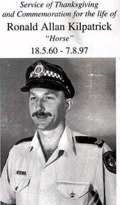 Ronald Allan KILPATRICK
