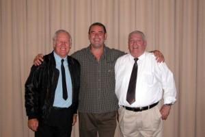 The Wake: Ron Padget, Greg Callander & Geoff Richens ( deceased )