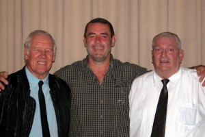The Wake: Ron Padget, Greg Callander & Geoff Richens ( deceased )