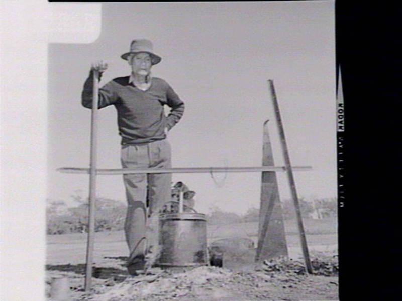 "Alexander ""Tracker"" Riley, NSW Police sergeant"
