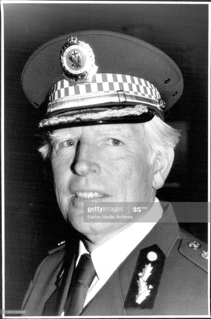 Lance STIRTON. Dep/Commissioner, Lance Stirton. June 03, 1992. (Photo by Robert Pearce/Fairfax Media via Getty Images).