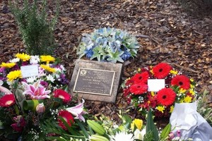 Wayne Raymond GEORGE memorial plaque at NSW Police Driver Training ( S.T.AM.P. ), Goulburn