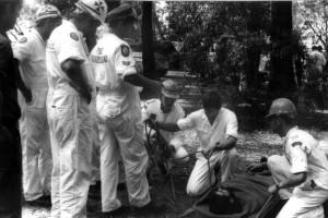 RESCUE SERVICES FIELD DAY. MT KEIRA EARLY 1983 ALBUM THREE - BULLI