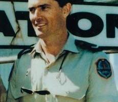 Brevet Sergeant Glen HUITSON