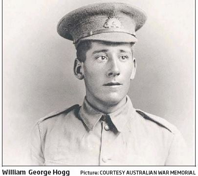Private William George HOGG