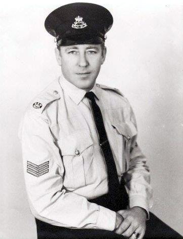 James Keith Swanton BEAN, Sgt Keith BEAN