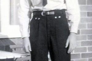 Cadet Jim Fleming