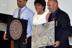 THURSDAY 29 OCTOBER 2015 - Bill Espie Memorial at NSW Police Academy, Goulburn