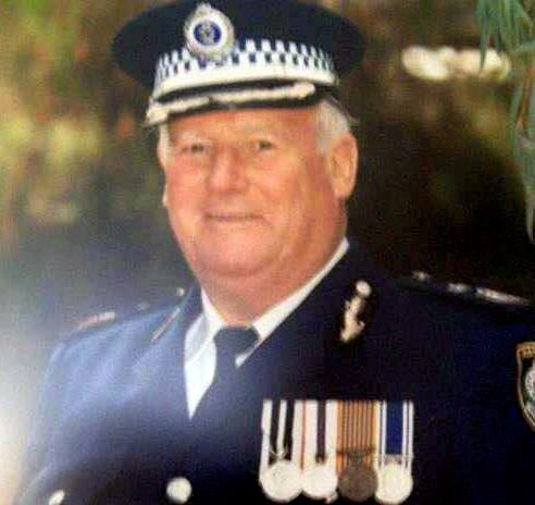 John Colin PERRIN - NSWPF - Died