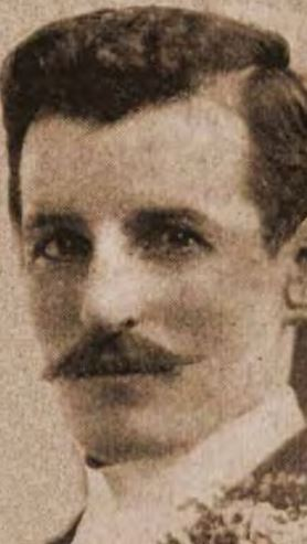 Richard JOHNSTON - VICPOL photo - Murdered 12 Oct 1902