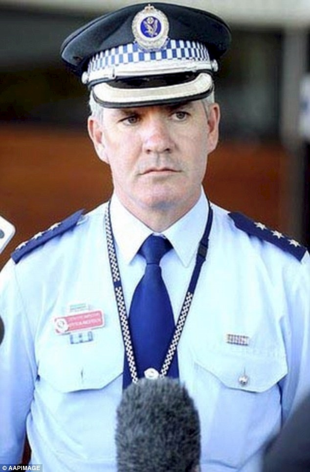 Detective Inspector Bryson Charles Anderson was stabbed to death while attending a siege in Oakville, 50km north-west of Sydney's CBD on December 6, 2012