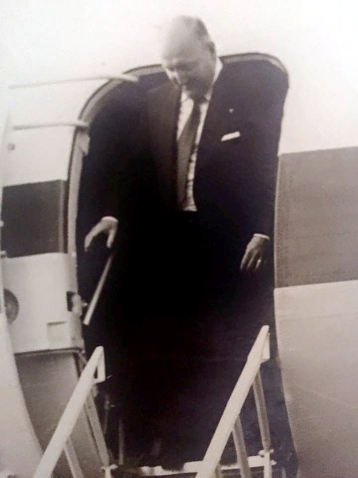 Bernard John Benedict JOPSON