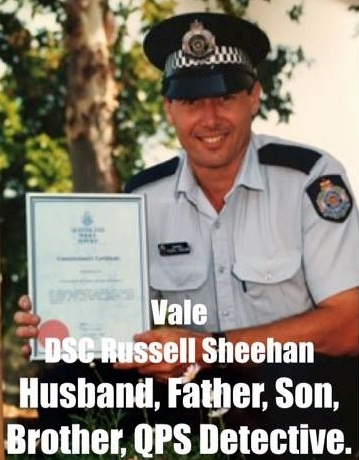Russell SHEEHAN - QPOL - Suicided December 2015